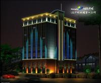 酒店亮化效果设计