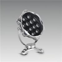 梅花款12W 大功率LED水底灯