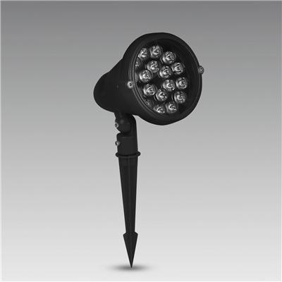 12w照树插地灯 - 大功率led洗墙灯|led地埋灯|led瓦楞